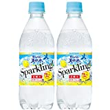 【2CS】サントリー 南アルプスの天然水 スパークリングレモン(500ml×48本)サントリーフーズ