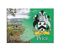 Price Clan Metallic Picture Fridge Magnet