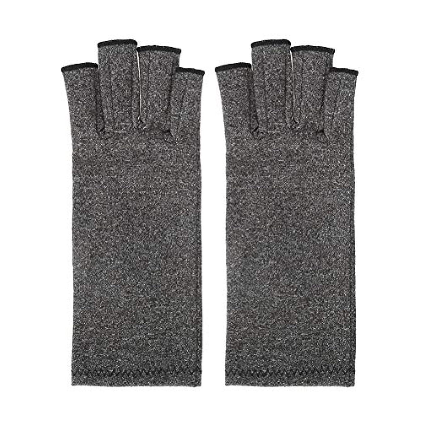 致命的なクッション税金抗関節炎手袋抗関節炎ヘルスケアリハビリテーショントレーニング手袋圧縮療法リウマチ性疼痛