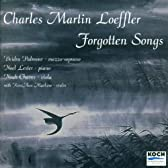 Loeffler;Forgotten Songs