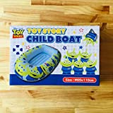 トイストーリー トイストーリー4 子供用ボート 浮き輪 チャイルドボート エイリアン柄