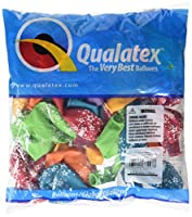 "Laバルーン37447""おめでとうございますスターパターン"" Qualatexラテックスバルーン( 50パック)、11、"" Festive"