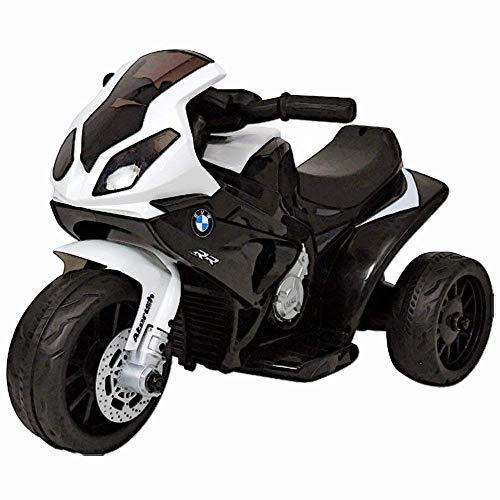 電動バイク 子供用 電動乗用バイク 充電式 ペダル操作 組立簡単 キッズバイク バイク BMW 正規...