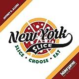 ニューヨーク・スライス・ピザ