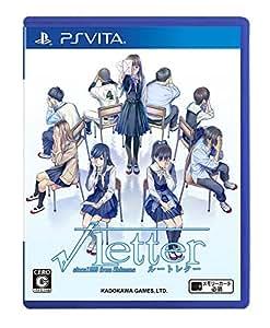 √Letter ルートレター 通常版 - PS Vita