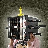 ヘッドボックス / Folded Piercing- Head Box-- ステージマジック / Stage Magic /マジックトリック/魔法; 奇術; 魔力
