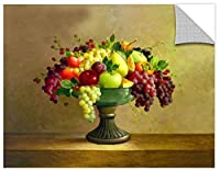 Tremont Hill Welby ''Fruit Bowl II'' Gallery Wrapped Canvas, 24X32 [並行輸入品]