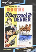 Stagecoach to Denver [DVD] [Import]