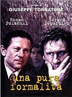 A Pure Formality 11x 17映画ポスター–イタリアスタイルA Unframed 435590