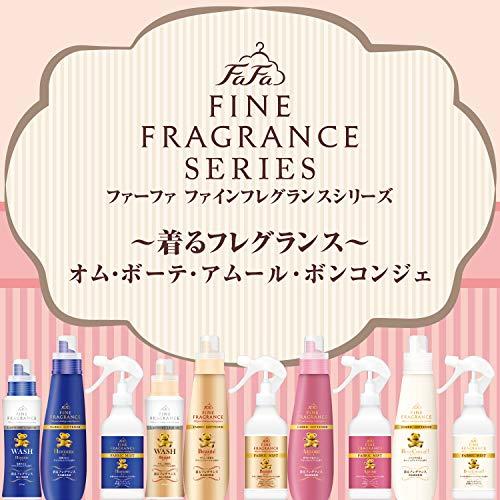 『ファーファファインフレグランス 柔軟剤 アムール 600ml本体 フローラルシプレの香り』の6枚目の画像