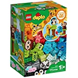 LEGO DUPLO Classic 10934 Creative Animals Building Kit (175 Pieces)