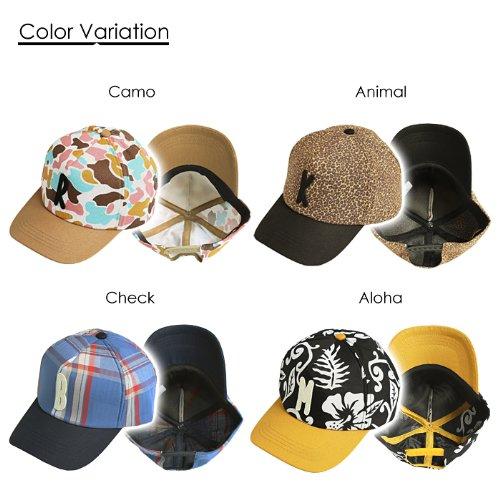 総柄ロゴワッペン使いベースボールキャップ BBキャップ 帽子 メンズ レディース Fサイズ カモ