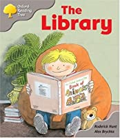 Oxford Reading Tree: Stage 1: Kipper Storybooks: the Library