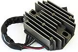 レギュレーター スズキ ( スカイウェーブ 250 400 ) , ヤマハ ( マジェスティー 250 4HC ) , カワサキ ( KDX 125 / KDX 250 SR ) 社外 汎用 品 バッテリー 端子 2個 付き