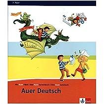 Das Auer Sprachbuch. Lehrerband mit CD-ROM 4. Schuljahr. Ausgabe fuer Bayern - Neubearbeitung 2014