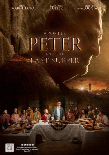 Apostle Peter & the Last Supper / [DVD] [Import]