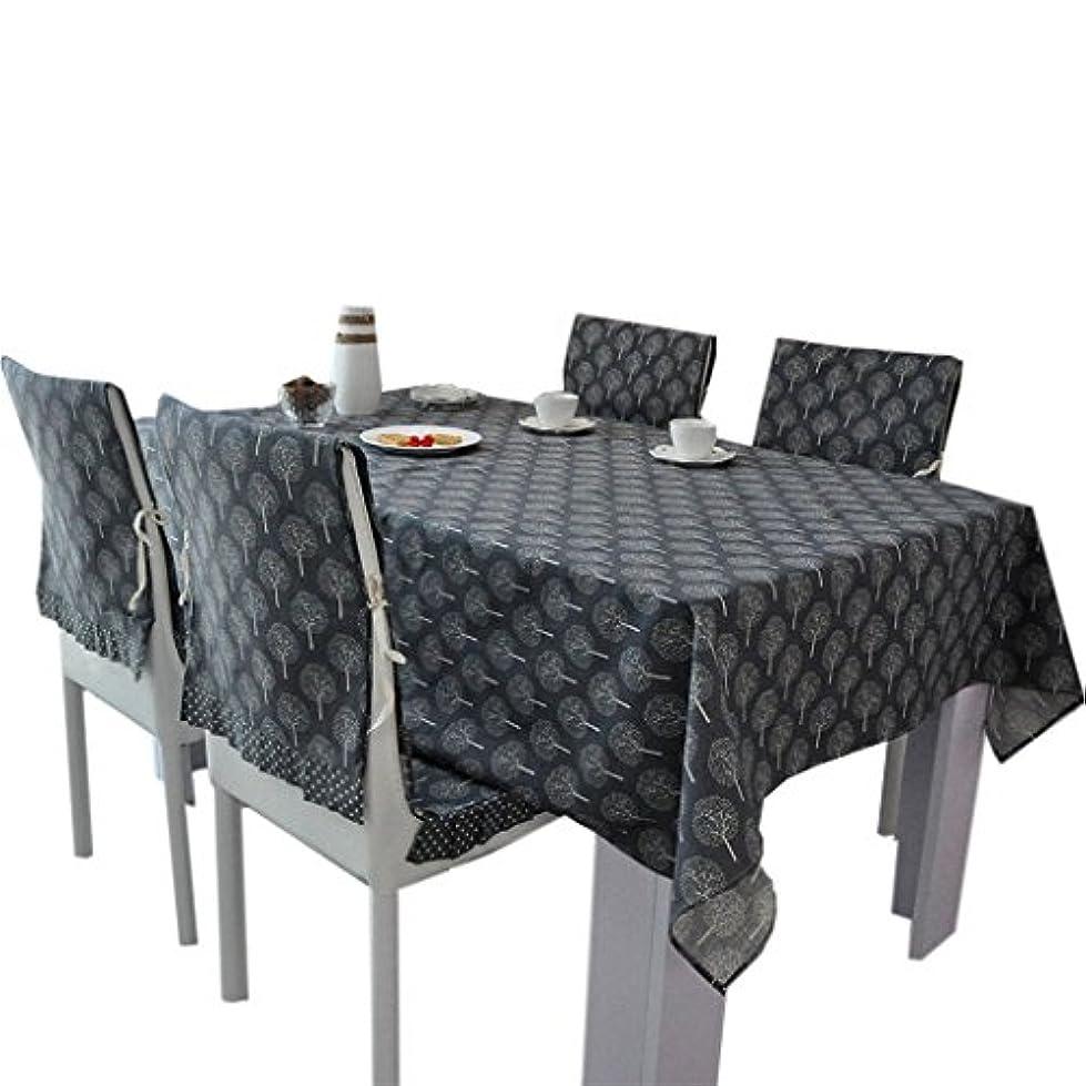 またねどうやら絶え間ないKJZ 植物テーブルクロス、ダイニングテーブル布アートリビングルームテーブルクロスレストラン花テーブルクロスプリントピュアカラーテーブルクロス150-220CM 多色 (Size : 100*150CM)
