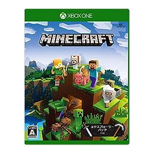 Minecraft: エクスプローラー パック - XboxOne