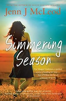 Simmering Season (Seasons Collection) by [McLeod, Jenn J.]