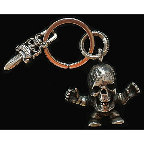 CHROME HEARTS FOTI DAGGER KEY RING クロムハーツ FOTI ダガーキーリング