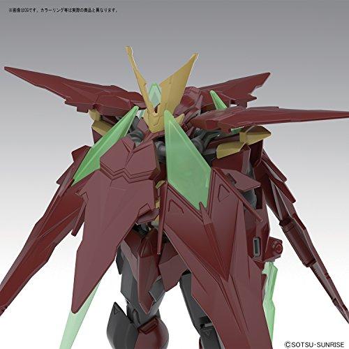 HGBF ガンダムビルドファイターズ 忍パルスガンダム 1/144スケール 色分け済みプラモデル