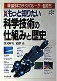 もっと知りたい科学技術の仕組みと歴史―戦後日本のテクノロジーが一目瞭然