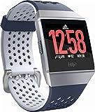 Fitbit Ionic Adidas Edition Smartwatch フィットビットイオニック アディダス版 アクティビティトラッカー,活動計, スマートウォッチ [並行輸入品]