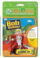 LeapFrog ClickStart Bob the Builder Game
