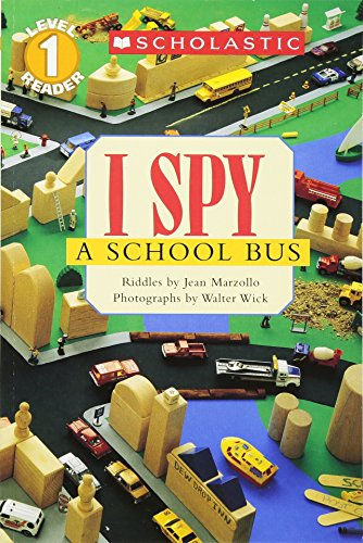 I Spy a School Bus: Level 1の詳細を見る