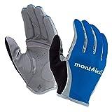 [モンベル] 手袋 1130378 プライマリーブルー 日本 L-(日本サイズL相当)