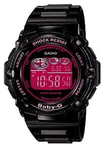 [カシオ]CASIO 腕時計 BABY-G ベビージー 電波ソーラー BGR-3003-1BJF レディース