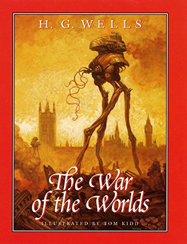 The War of the Worlds (Books of Wonder)の詳細を見る