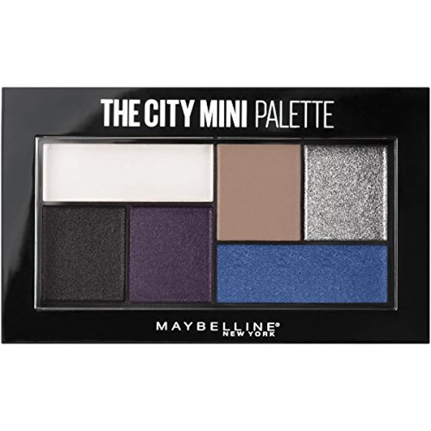 音節マーク同僚MAYBELLINE The City Mini Palette - Concrete Runway (並行輸入品)