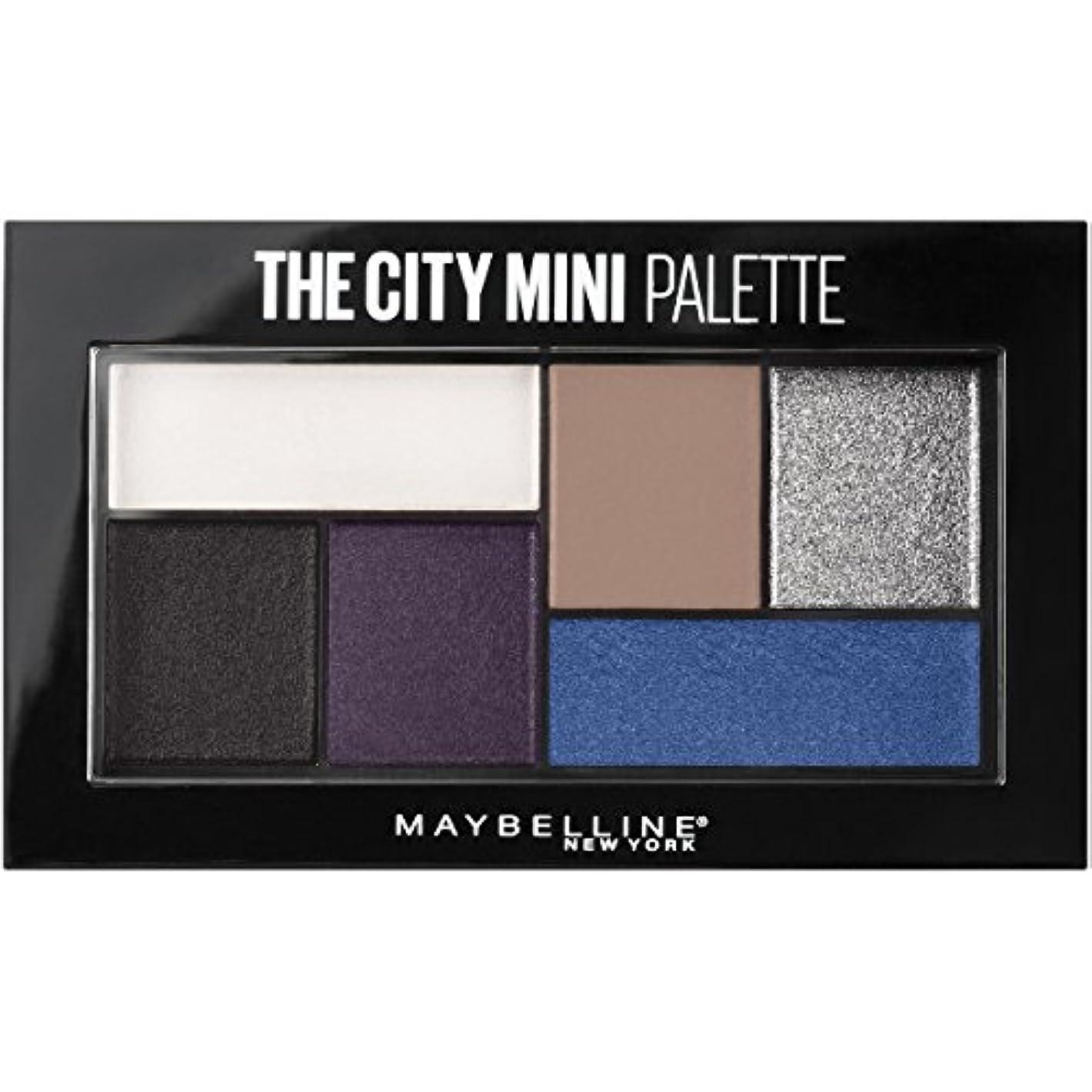 再生可能ペナルティ疼痛MAYBELLINE The City Mini Palette - Concrete Runway (並行輸入品)