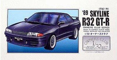 マイクロエース 1/32 オーナーズクラブ No.54 1989 スカイラインR32GT