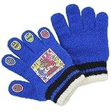 烈車戦隊トッキュウジャー 手袋 カラー:ブルー