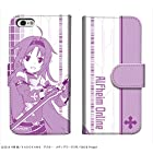 ソードアート・オンラインII ダイアリースマホケース 04ユウキ for iPhone6/6s