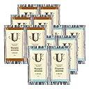 【全種類】U-REALM(ユーレルム) サロンクオリティーヘアケア シャンプー トリートメント お試し トライアルパック 6回分(各3個)
