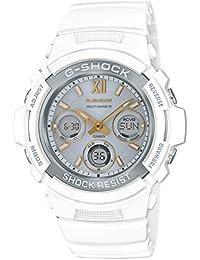 [カシオ]CASIO 腕時計 G-SHOCK ジーショック RECIOUS HEART SELECTION 電波ソーラー AWG-M100SGA-7AJF メンズ