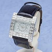 [オリバーウェバー]OLIVER WEBER スワロフスキー[CRYSTALLIZED] 腕時計 ポートヴィラ ブルー