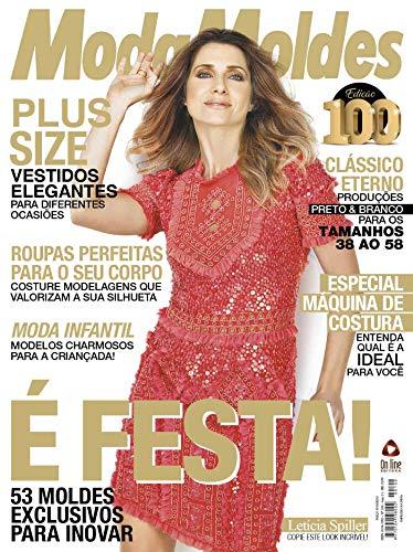 34632d5d7 Moda Moldes Ed 100 (Portuguese Edition) eBook: On Line Editora ...