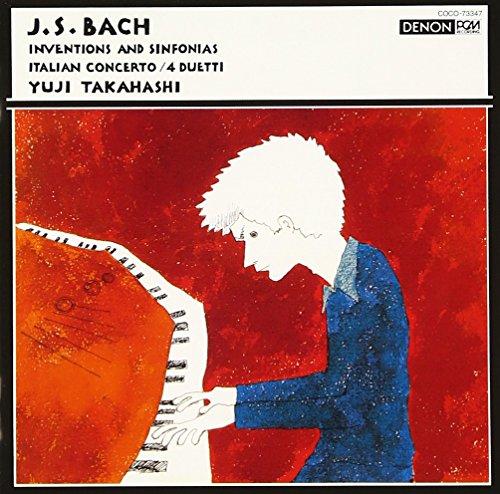 バッハ:インヴェンションとシンフォニア/イタリア協奏曲、他
