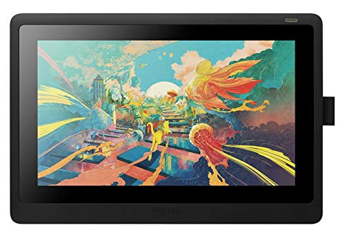 ワコム DTK1660K0D 液晶ペンタブレット Wacom Cintiq 16