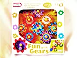 Best 幼児の歯車 - 新しいFun with歯車カラフルベビー幼児用アクティビティおもちゃMoving Cogs Padg 5363for Ages 18ヶ月+ Review