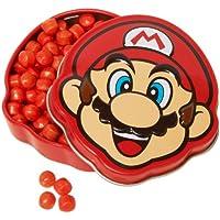 Mario Brick Breakin' Candy Tin マリオブリックブレイキンキャンディ錫?ハロウィン?クリスマス?