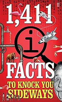 1,411 QI Facts To Knock You Sideways by [Lloyd, John, Mitchinson, John, Harkin, James]