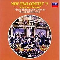 ニュー・イヤー・コンサート1975