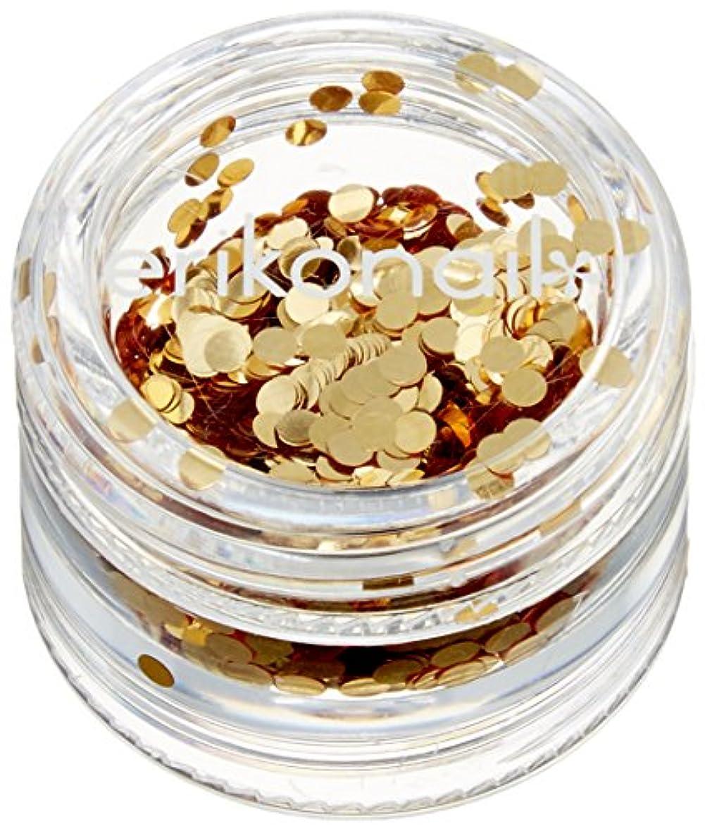 パトワ増強する通知するえり子ネイルジュエルーコレクション ERI-193 純銀ゴールド2φ