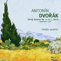 String Quartet Op 61 / Cypresses (Hybr)