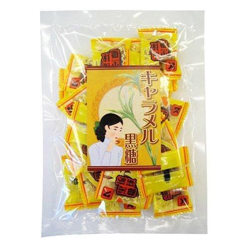 琉球黒糖 キャラメル黒糖 120g